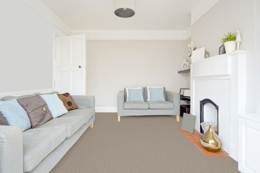 Room Scene of Ridgeline II - Carpet by Engineered Floors
